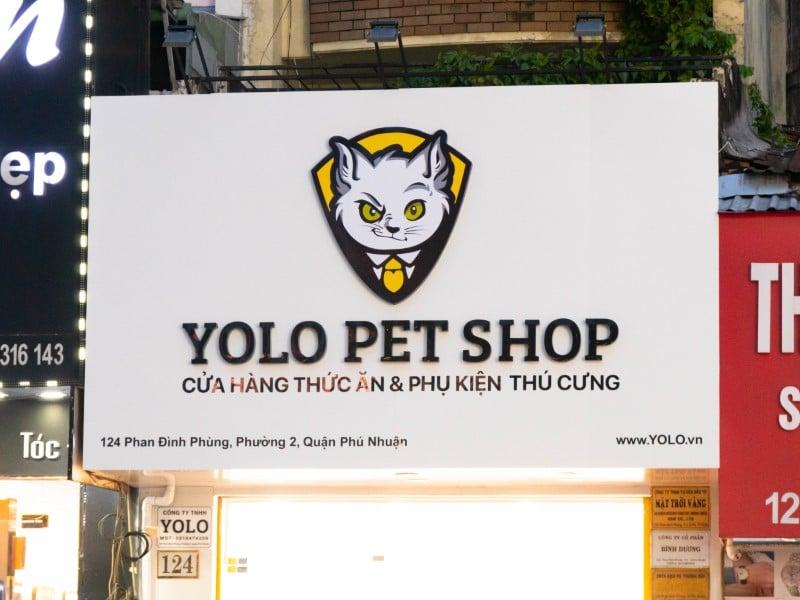 cua hang yolo pet shop phan dinh phung