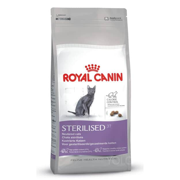hinh san pham royal canin sterilised