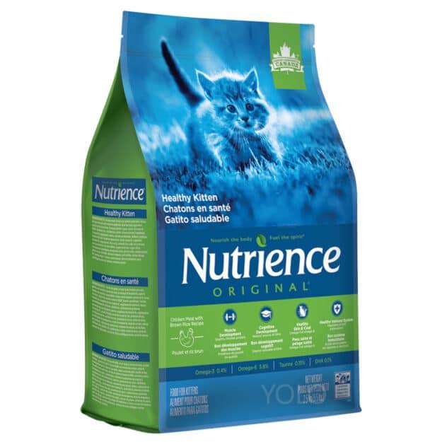 hinh san pham nutrience original healthy kitten