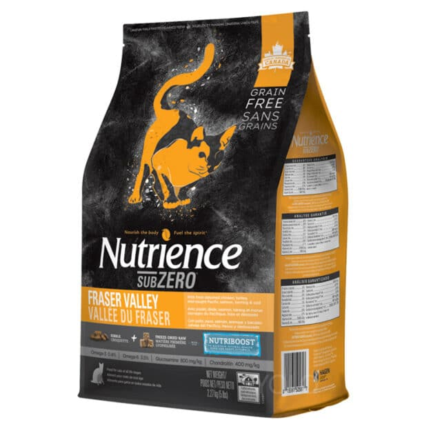 hinh san pham nutrience subzero fraser valley