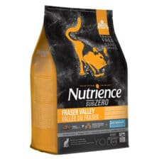 nutrience subzero fraser valley den tu canada